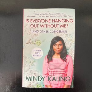 Mindy Kaling is everyone hanging out without me